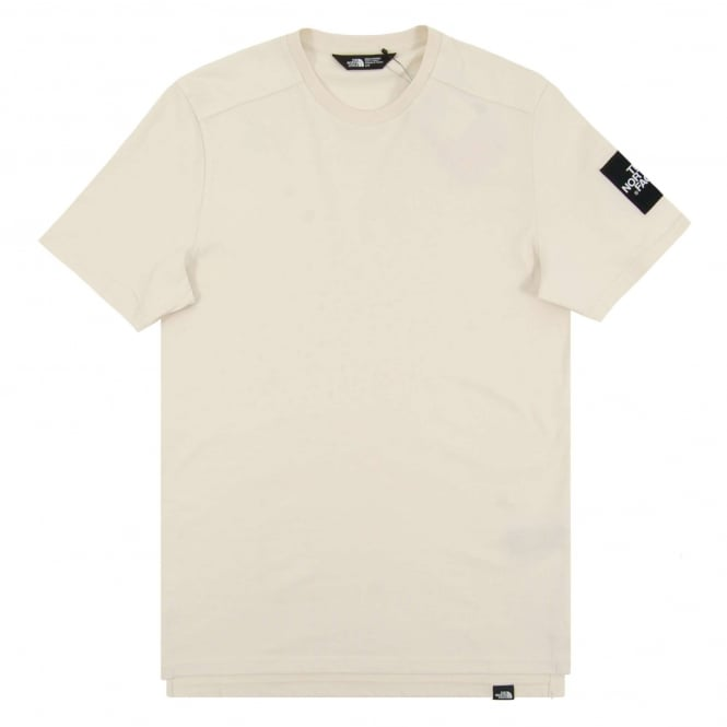 The North Face Fine 2 T-Shirt Vintage White