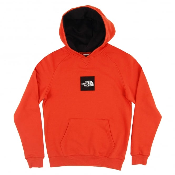 The North Face Fine Pullover Hoody Tibetan Orange