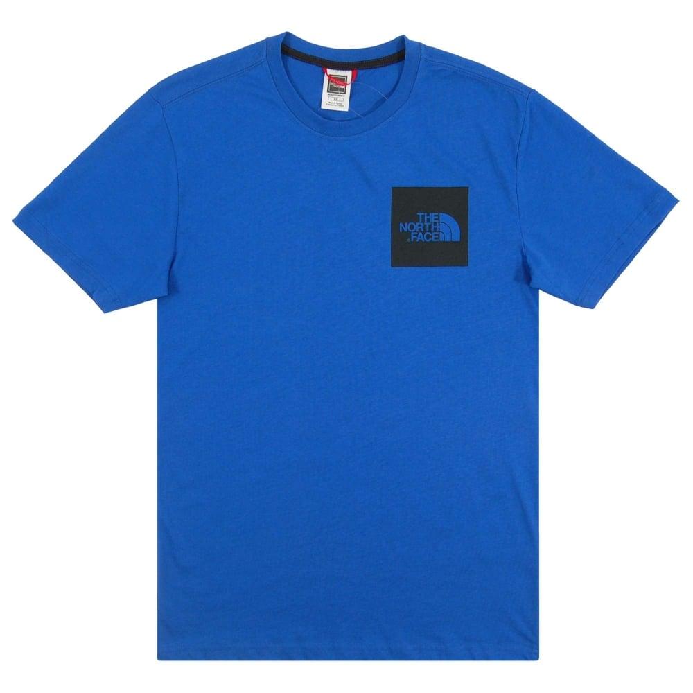 17bc59fb8 The North Face Fine T-Shirt Bright Cobalt Blue