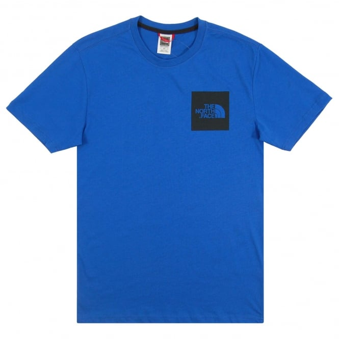 The North Face Fine T-Shirt Bright Cobalt Blue