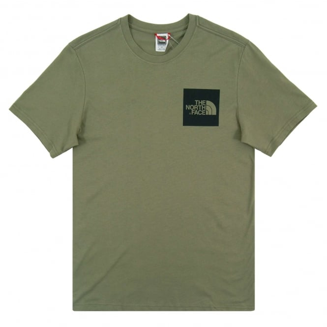 The North Face Fine T-Shirt Deep Lichen Green