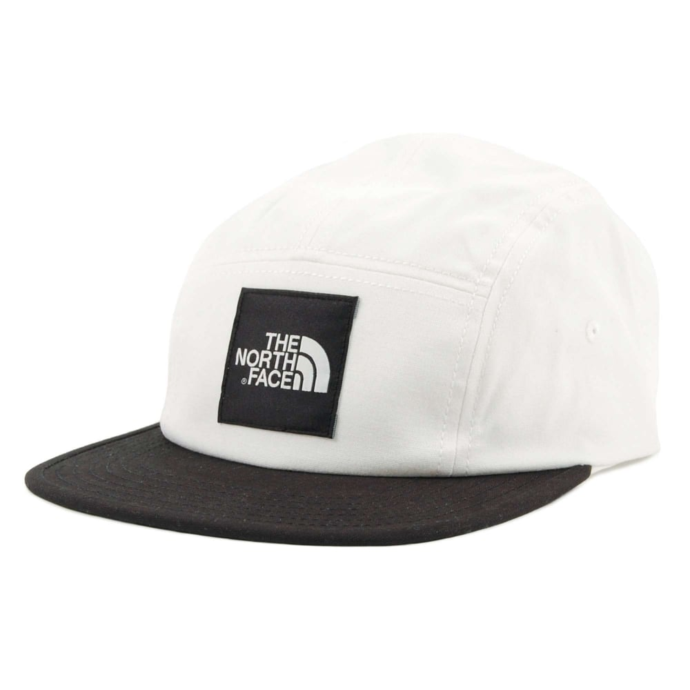 The North Face Five Panel Ball Cap TNF White - Mens Clothing from ... c5a39a7e3e7