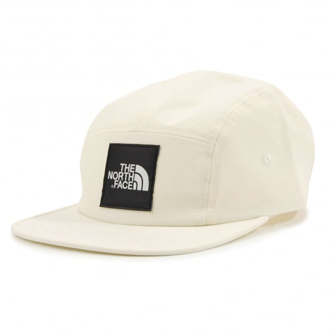The North Face Five Panel Ball Cap Vintage White