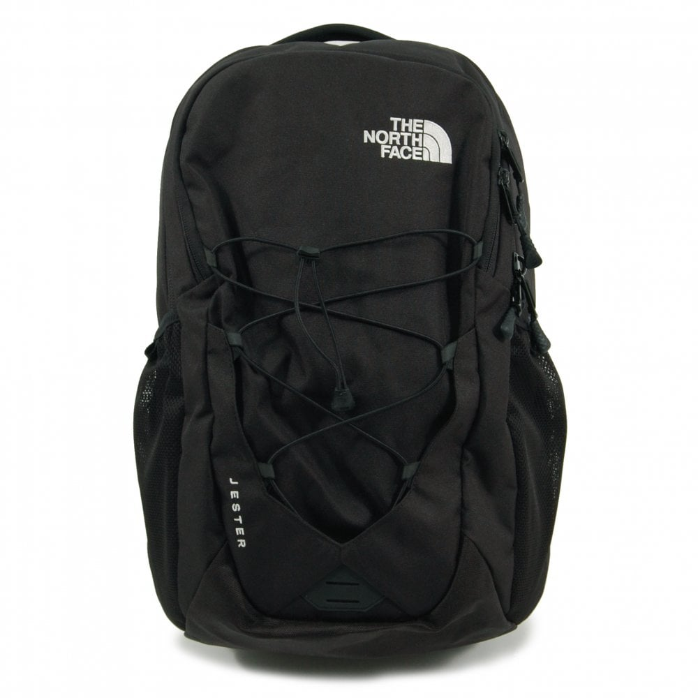 b048c4eac4d0 The North Face Jester Backpack Black - Mens Clothing from Attic ...
