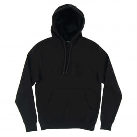 Light Drew Peak Pullover Hoody TNF Black