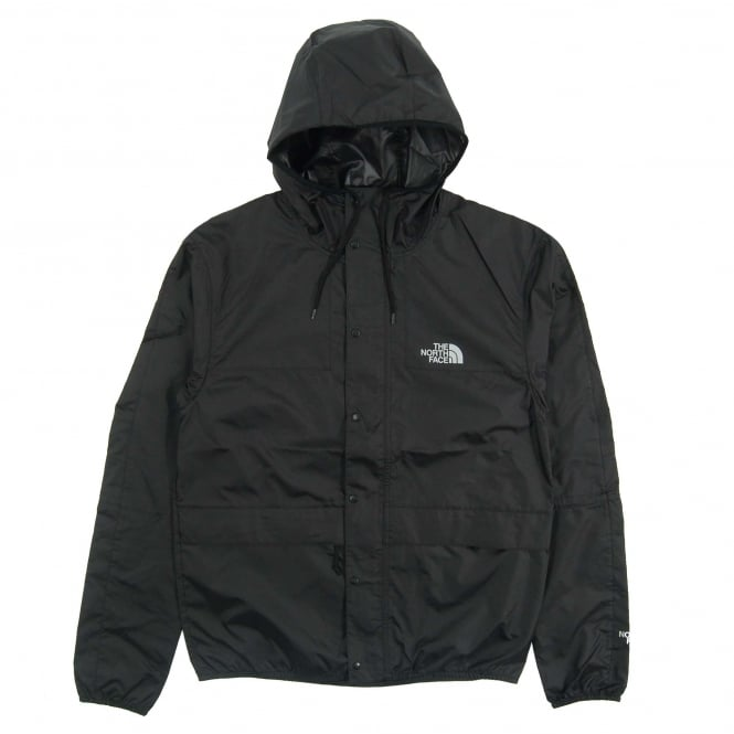 The North Face Mountain Jacket 1985 Seasonal TNF Black High Rise Grey