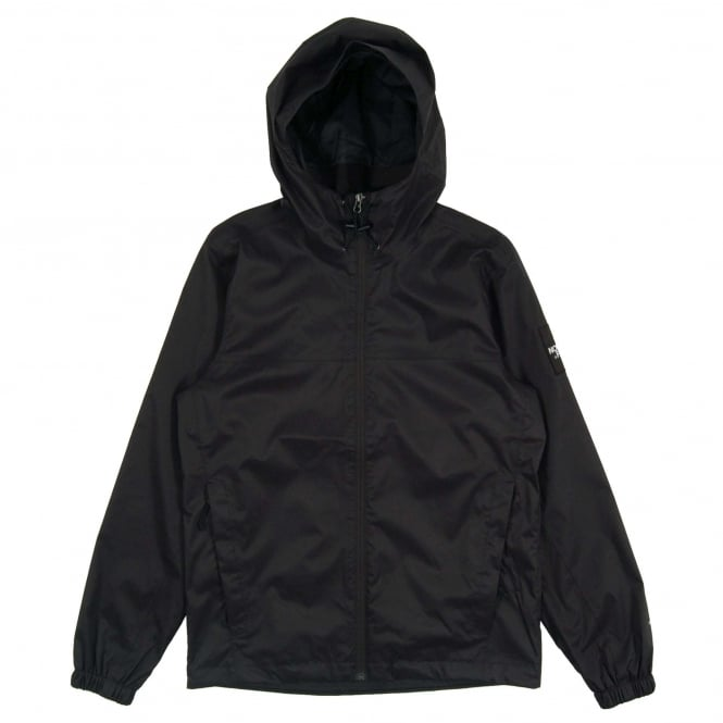 The North Face Mountain Q Jacket TNF Black High Rise Grey