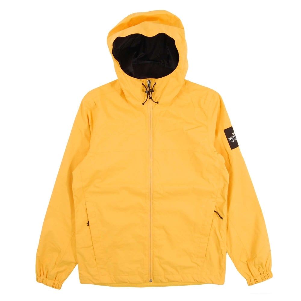 The North Face Mountain Q Jacket TNF Yellow - Mens Clothing from ... af7043a55140