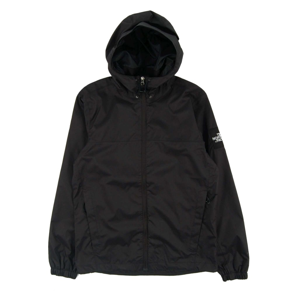 477ff2d899f The North Face Mountain Quest Jacket Black - Mens Clothing from ...