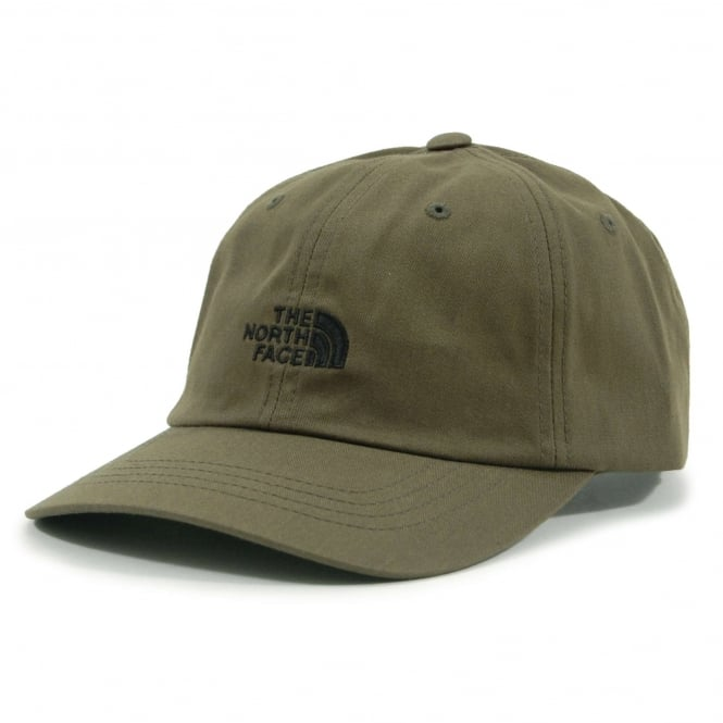 The North Face Norm Hat New Taupe Green TNF Black