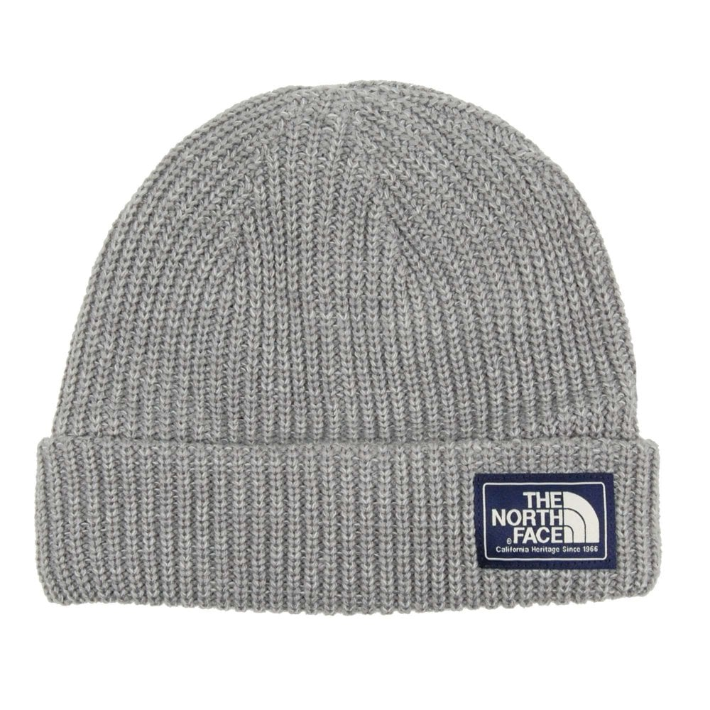 b6a47508fab The North Face Salty Dog Beanie Mid Grey Tin Grey - Mens Clothing ...