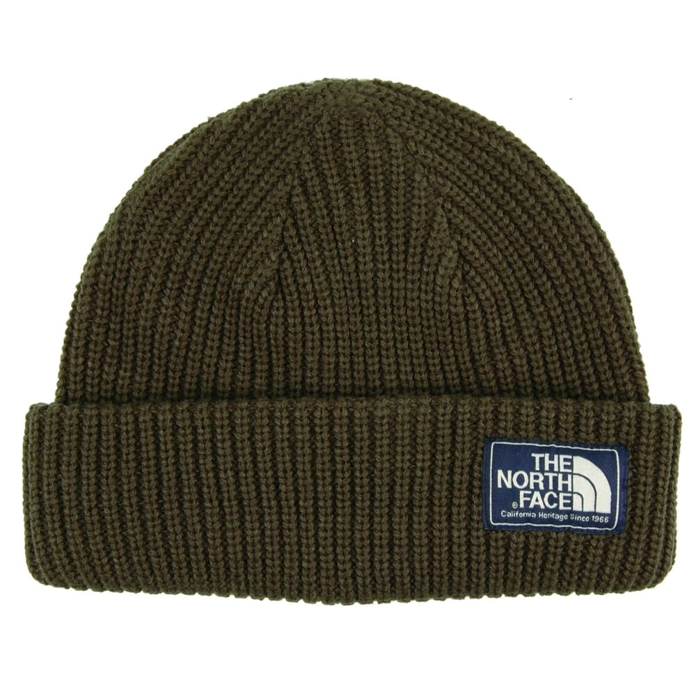40c869d52ab The North Face Salty Dog Beanie Rosin Green - Mens Clothing from ...
