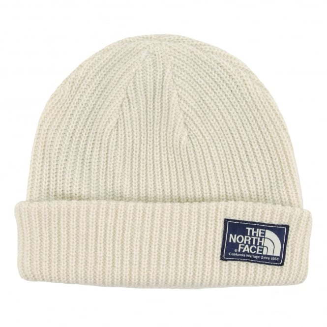 The North Face Salty Dog Beanie Vintage White