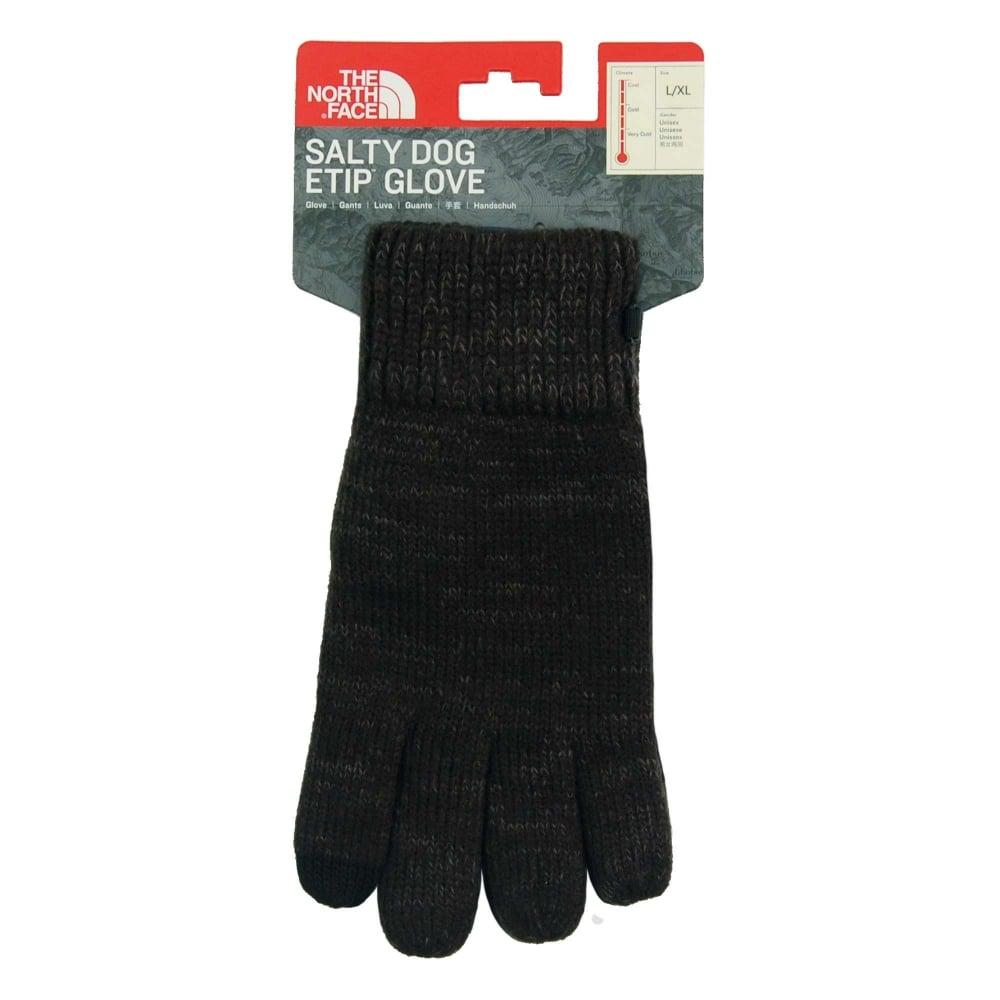 3d92a057a The North Face Salty Dog Etip Gloves TNF Black