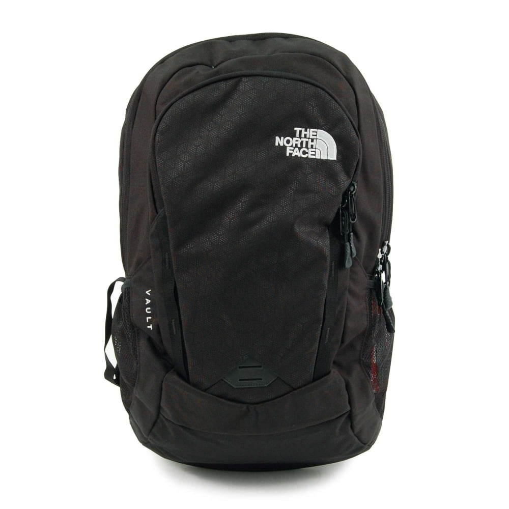 0abfcbd52500 The North Face Vault Backpack TNF Black - Mens Clothing from Attic ...