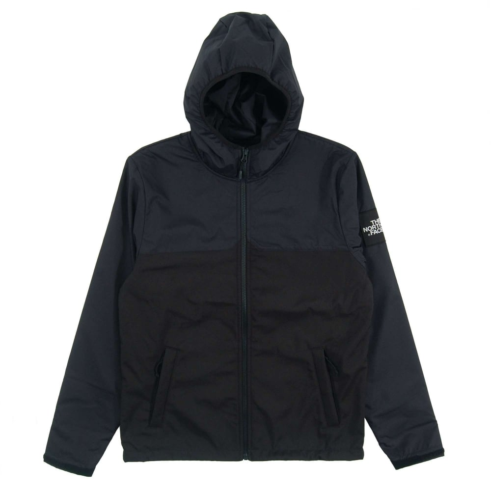 The North Face West Peak Softshell Jacket TNF Black - Mens Clothing ... 52a99a943093