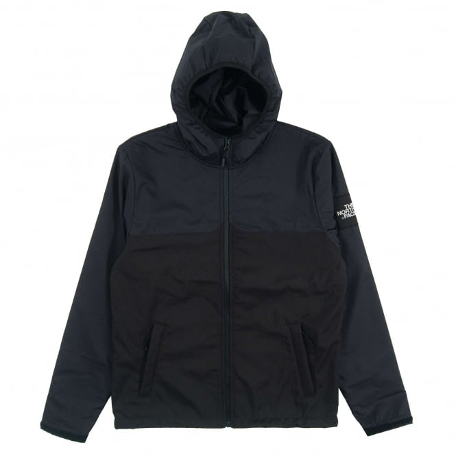 The North Face West Peak Softshell Jacket TNF Black