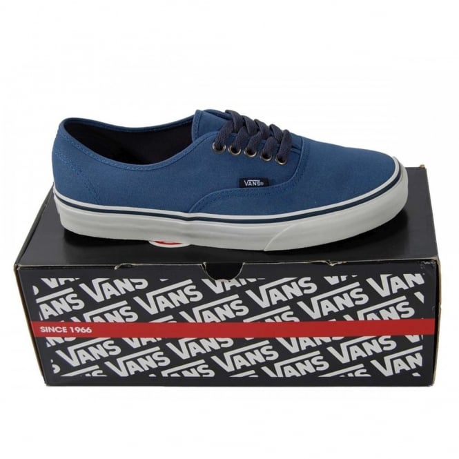 17121f2367 Vans Authentic Dark Blue - Mens Clothing from Attic Clothing UK
