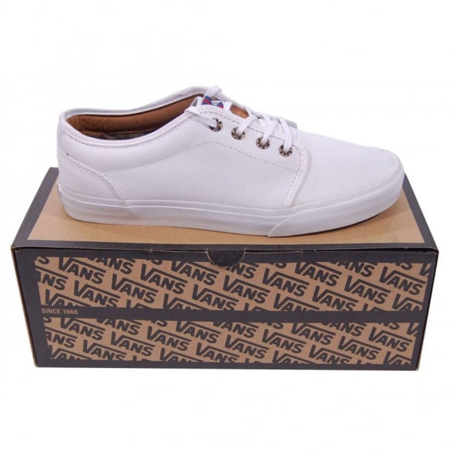 promo code 1ef22 47d04 Vans California 106 Vulcanised Brushed Twill White